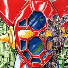 ゲッターロボ | Getter Robo