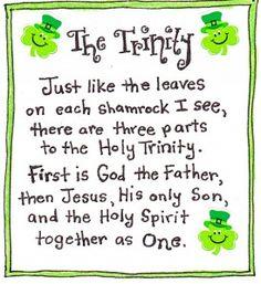 The Shamrock Trinity
