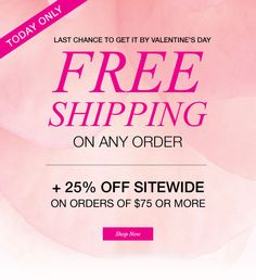 Today only, free shipping on all orders!  www.youravon.com/annmariediaz #avon #avononline #freeshipping