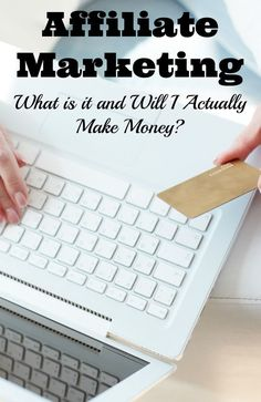 Affiliate Marketing can be confusing to the novice. This post shares the basics including whether you can actually make money as an affiliate.
