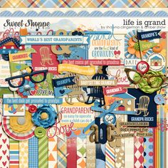 Life is Grand by Shawna Clingerman & Amber Shaw
