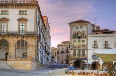 Caceres, Extremadura, ES,