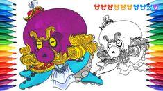 Mario Odyssey Coloring Pages Cinebrique