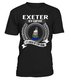 Exeter, New Hampshire - It's Where My Story Begins #Exeter