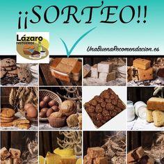 Sorteo Lote 10 Productos Pastelería Lázaro