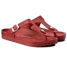 Flip flop BIRKENSTOCK - Gizeh 0128231 Red