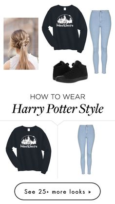 """Untitled #410"" by aylaakayy on Polyvore featuring Topshop and Converse Mode Harry Potter, Harry Potter Outfits, Teen Girl Outfits, Fall Outfits, Casual Outfits, Really Cute Outfits, Beautiful Outfits, Teen Fashion, Fashion Outfits"