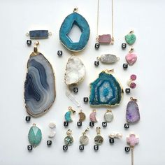 THAT can be used to make necklaces and rings,so sweet