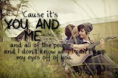 You and Me.