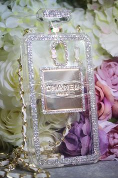 Chanel Perfume bottle Samsung Galaxy S5 with Luxury by blingstuffshop, $20.00