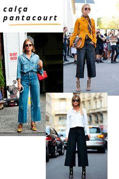 calça - pantacourt - looks - trend - preco