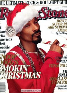 snoop dogg rolling stone magazine