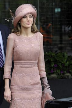 I love the simplicity & elegance of this. Princess Letizia The royal wedding of Prince William and Catherine Middleton held at Westminster Abbey.