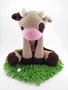 Ravelry: Lola the Cow pattern by Lisa Beauchemin