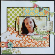 Cool Ideas for Scrapbook Pages Love | Scrapbooking Ideas