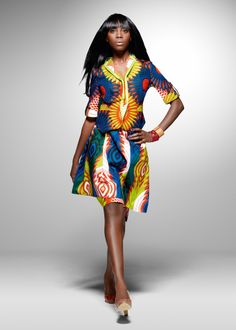 From the archive: a jacket from Vlisco's 2011 'Nouvelle Histoire' collection