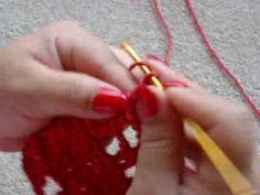 Tapete oval de crochê, fotos, gráficos, e passo a passo | Sessão Legal
