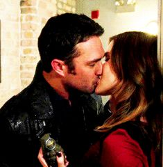 severide and lindsay | Kelly Severide and Erin Lindsay - chicago-pd-tv-series Fan Art