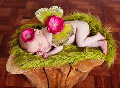 beautiful sleeping fairy
