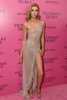 Stella Maxwell attends the VSFW Afterparty 2017