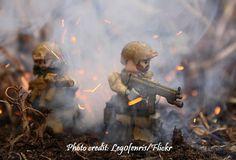 Lego Army | Lego Military | Kids Army Toys