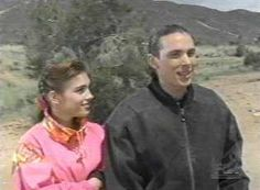 Tommy and Kimberly stands together side by side and together they will stay forever this way Kimberly Power Rangers, Amy Jo Johnson, Favorite Tv Shows, My Favorite Things, Mighty Morphin Power Rangers, Mens Sunglasses, Artists, Couples, Retro