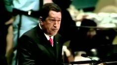 Hugo Chavez à l'ONU : les Etats-Unis sont le diable personnifié (2006, V...