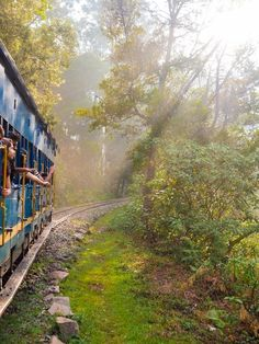 Ridding Ooty toy train Photo by Sergio Nogueira — National Geographic Your Shot