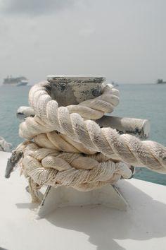 Rope it… nautical