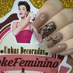 Película para unhas  ✔Compre pelo site www.tokefeminino.com.br ✔Procure Categoria Renda Preta ❤  ✔Frete por apenas R$5,99 (Consulte) ✔SOMOS DE DESCALVADO-SP, TEMOS A PRONTA ENTREGA, VENHA CONFERIR !!  Curta nossa Página no Facebook: www.facebook.com/toke.femeninounhasdecoradas/ ❤ #tokefeminino