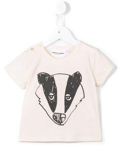Mini Rodini 'Badger' T-shirt