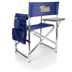 University of Pittsburgh Sports Chair w/Embroidery