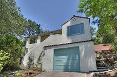 251 Margarita #sanrafael #marin #spanish #mediterranean #redtile roof #homessold #realestate #santamargarita #california #garagedoor #home