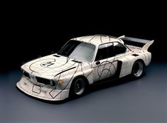 Bmw art car 1976