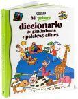 Mi Primer Diccionario de Sinonimos y Palabras Afines por Carmen Gutierrez Gutierrez