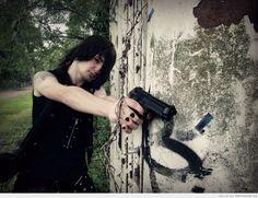 So Resident Evil ^_^ - Heart Our Style - emo Gun P99 Resident Evil