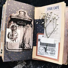 Tips, ideas, and tricks, that will help you get started right away with your own art journal! Drawing Journal, Art Journal Pages, Art Journals, Bullet Journal Planner, Bullet Journal Inspiration, Kunstjournal Inspiration, Arte Sketchbook, Art Diary, Wreck This Journal