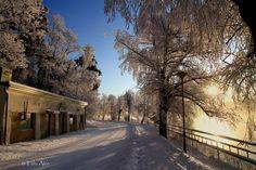 Heinola Finland, Piestanyn rantatie