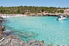 Mallorca: Cala Varques strand Porto Cristo Mallorca