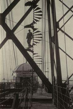 Herbert Bayer, Port Transbordeur, Marseilles, 1928