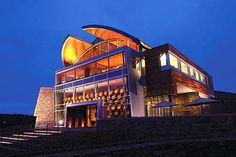 Williams Selyem Winery HQ, Sonoma, Californa // Architect: Alex Ceppi of D.arc Group NY,  2010