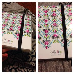 Erin Teacher Planner Hack #2  Ok so I really love the bands that Erin Condren uses to hold the life planners and I really wanted one for my teacher planner. So I made one (ok I bought one).  Just use a hair band! I use the goody's no slip gripper band! I am just so happy!