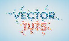 Create a Mosaic, BBC Inspired, Text Art Effect in Adobe Illustrator   Vectortuts+