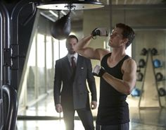 """Modus Vivendi"" #TheTomorrowPeople is all new TONIGHT at 9/8c!"