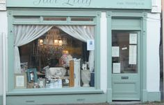 Fair Lilly is a tiny shop stuffed to the brim with goodies - and it's right around the corner from Roald Dahl's house.