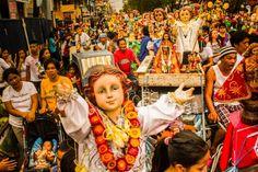 This image taken from Feast of Sto. Nino in Tondo, Manila, Phiippines (World Photography Day 2013 Entry 'Viva! Sto. Nino')