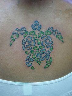 Turtle tatt that I would get!