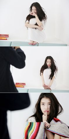 151023 #IU #CHAT_SHIRE MelOn 멜론 Special BTS article