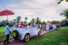 A life changing ride into the sunset that takes you to a new dawn of your life! Wedding Film, Wedding Couples, Coffee Table Album, Professional Wedding Photography, Candid Photography, Couple Shoot, Wedding Bells, Wedding Details, Vintage Cars
