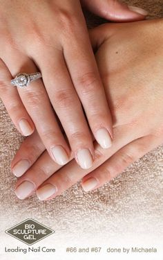 Bio Sculpture Gel Nails Bio Sculpture Gel Nails, Make Me Up, How To Make, Body Therapy, Body Spa, Herbalife, Wedding Nails, Cute Nails, Business Ideas